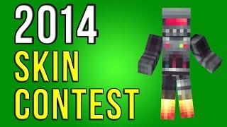 Minecraft: 2014 EPIC SKIN CONTEST!