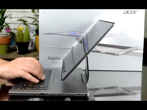 Acer Aspire R7 hands on Review