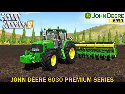 John Deere 6030 Premium Series v2.0.0.0