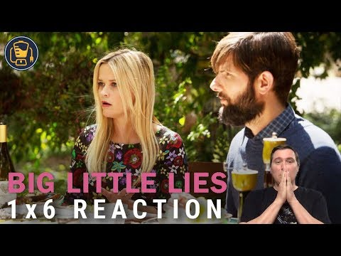 "Big Little Lies Reaction & Review | 1x6 ""Burning Love"""