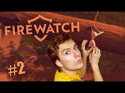 (600. video) NAHÉ TÍNEDŽERKY! | Firewatch | #2 | SK/CZ Let's Play / Gameplay | George