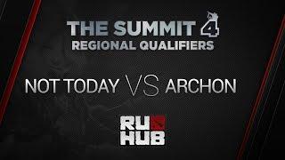 NT vs Archon, game 1