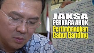 Video Strategi Jaksa Agung yang tak Akan Banding, Lawan Ahok dan Jokowi Terbungkam! MP3, 3GP, MP4, WEBM, AVI, FLV Mei 2017