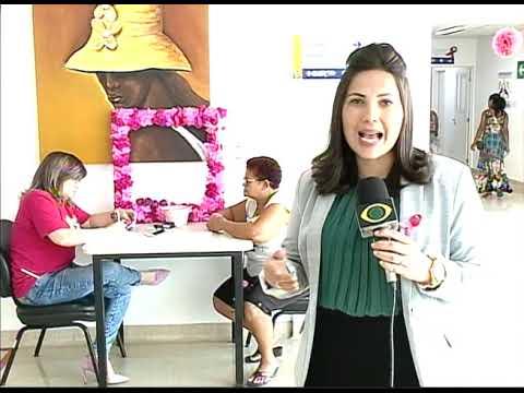 [JORNAL DA TRIBUNA] Outubro Rosa: 50 mamografias por dia no Hospital da Mulher do Recife