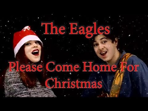 Please Come Home For Christmas-the Eagles; Cover by Andrei Cerbu & Andreea Munteanu (The Iron Cross)