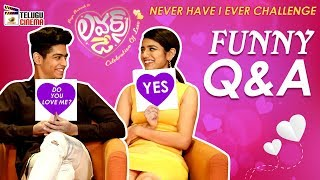 Video Priya Prakash Reveals Her Crush on Hero Roshan Abdul | Priya Prakash Varrier and Roshan FUNNY Q & A MP3, 3GP, MP4, WEBM, AVI, FLV Maret 2019