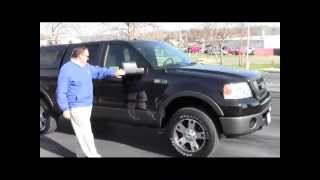 Used 2008 Ford F-150 FX4 4wd for sale at Honda Cars of Bellevue...an Omaha Honda Dealer!