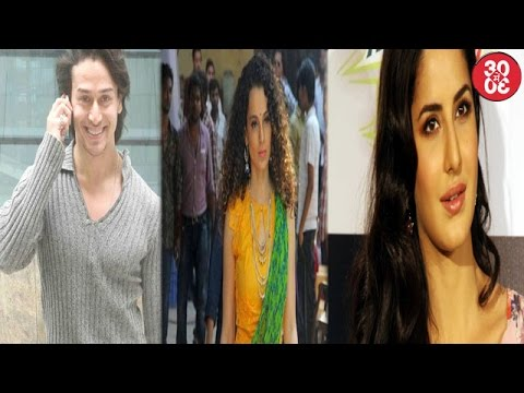 Its Kangana Vs Tiger At The Box Office | Katrina's