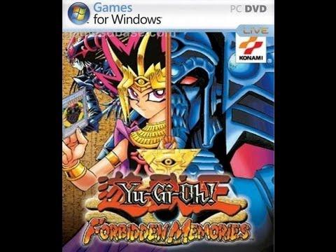 Descargar YU-GI-OH Forbidden memories Pc FULL sin emulador 1 link 2013 + REGALO