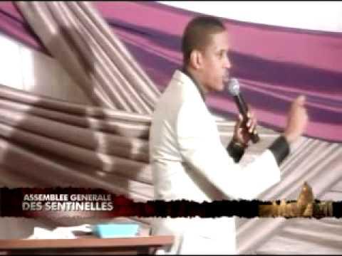 Assemblée Générale des Sentinelles avec le Prophète Joël Francis Tatu 1