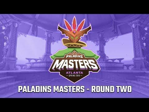Paladins Masters 2018: Round Two - Fnatic vs Renegades