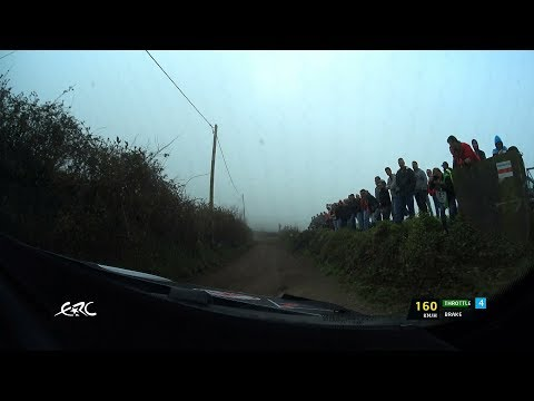 Azores Airlines Rallye 2018 - Ingram OBC on QS with data
