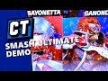 Ganondorf vs Bayonetta