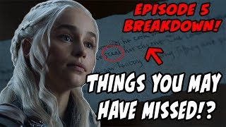 Game Of Thrones Season 7 Episode 5 had some awesome reveals! We found out Rhaegar had his marriage to Elia annulled!