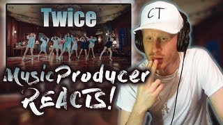 """Video Music Producer Reacts to TWICE """"TT"""" (1st Time Listening to Twice!!!) MP3, 3GP, MP4, WEBM, AVI, FLV Maret 2019"""