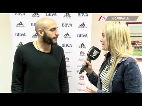 Javier Pinola, nuevo jugador de River Plate