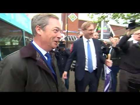 Großbritannien: Die neue Brexit-Partei von Nigel Farage rollt die britische Politik auf