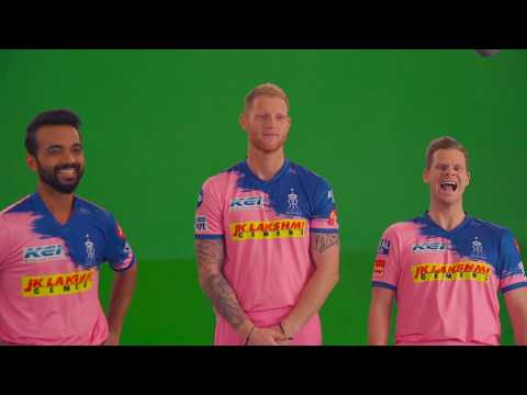 BTS From The Jio Shoot | IPL 2019 | Rajasthan Royals