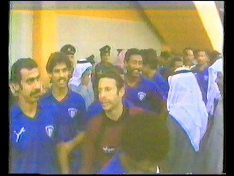 مباراة الكويت والسعودية - تصفيات كأس العالم (1982) الإياب - الشوط الأول