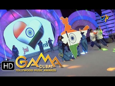 Desam-Manade--Dance-Performance-in-ETV-GAMA-Music-Awards-2015--13th-March-2016