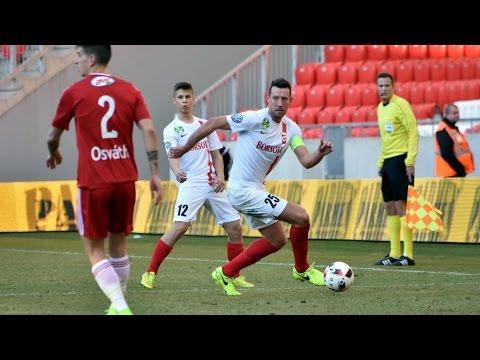 22. forduló: DVSC - DVTK 3-0 (2-0)