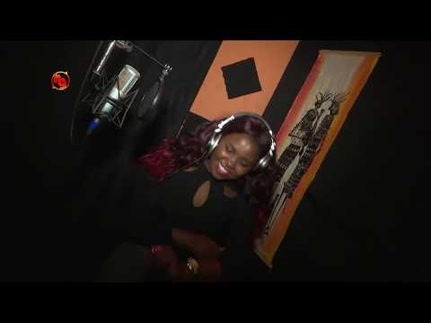 Violah Nakitende -Tosiimula in Sound cover studios