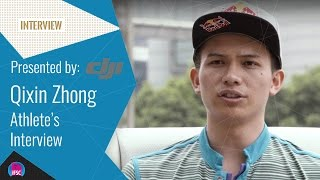 Athlete's Interview - Qixin Zhong by International Federation of Sport Climbing