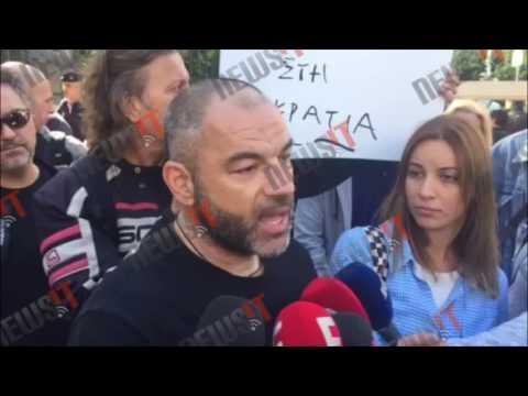 "Video - ""Πολιόρκησαν"" τη Βουλή εργαζόμενοι στα κανάλια - Τι λέει στο star.gr ο πρόεδρος της ΕΤΙΤΑ"