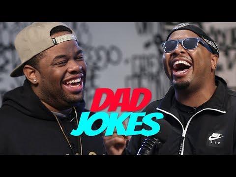 Dad Jokes   KevOnStage vs. David Lucas