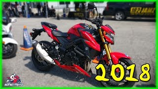 4. 2018 Suzuki GSX S750 - Ride and Review