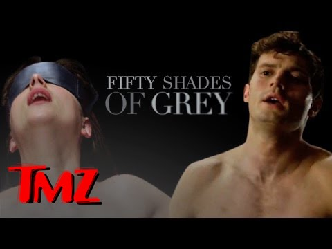 finally - And Christian Grey looks kinda whimpy! Fail.