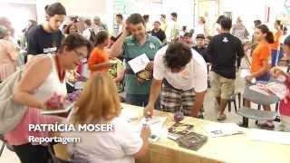 VÍDEO: Projeto Gastronomia no Morro lança livro