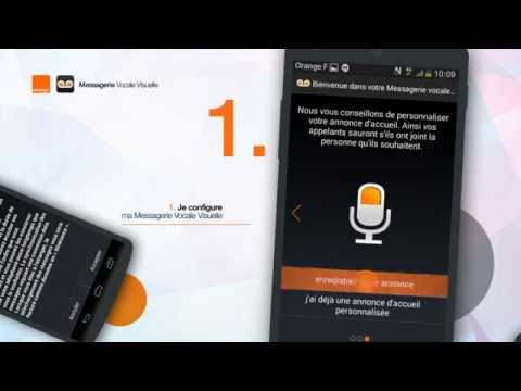 Video of Visual Voicemail