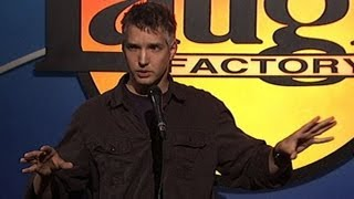 Levi MacDougall - Picking Up Chicks (Stand Up Comedy)