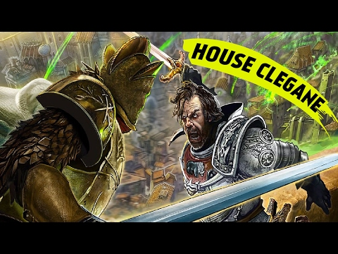 The Secrets of House Clegane (Game of Thrones)