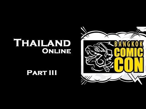 Konkurs strojów Cosplay podczas Comic Con Bangkok