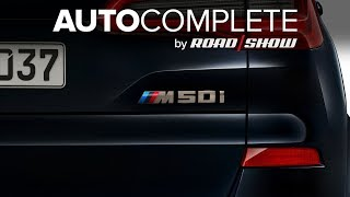 AutoComplete: BMW's X5 and X7 get a taste of M Performance with M50i by Roadshow