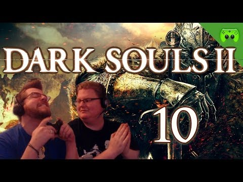 DARK SOULS 2 # 10 - Nur ein Sprung «»  Let's Play Dark Souls 2 | Deutsch HD