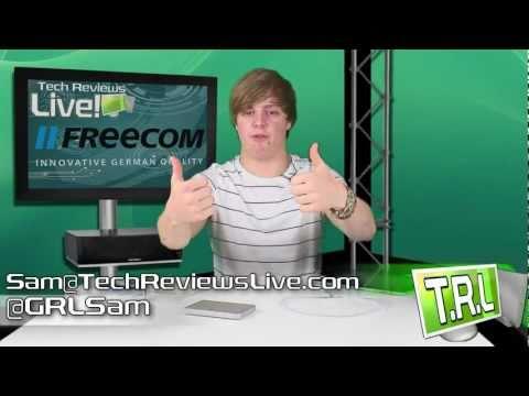 Freecom Mobile Drive Mg Review