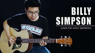 Billy Simpson - Juara The Voice Indonesia