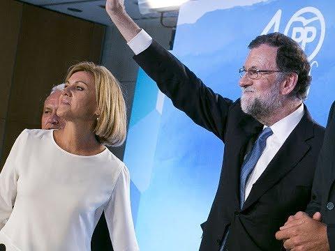 """Cospedal: """"No vamos a fallar a los catalanes, a lo..."""