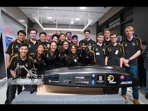 We made a Hyperloop Pod and presented it to SpaceX [Part 1]