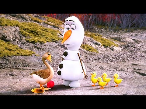 OLAF Series ALL Episodes Compilation (2020) At Home With Olaf