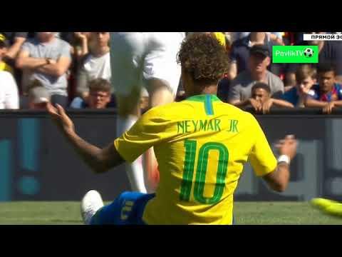 Brazil vs Croatia 2 0 All Goals & Highlights FRIENDLY MATCH 3 6 2018 HD