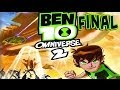 Ben 10  Omniverse 2 - Walkthrough - Final Part 8 - Trouble With Way Bad | Ending (X360) [HD]