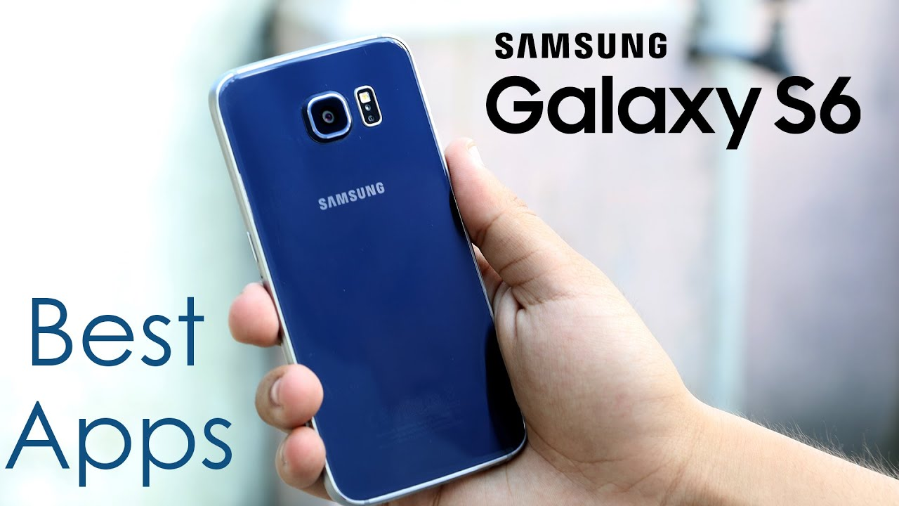 Descargar Top 10 Best Apps for Galaxy S6 para Celular  #Android