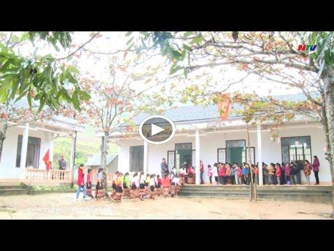 Nghệ An đất học: Sự học nở hoa trên bản nghèo
