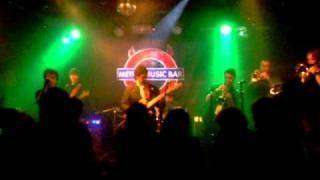 Video Inside your eyes (Metro - 27.4.2011)