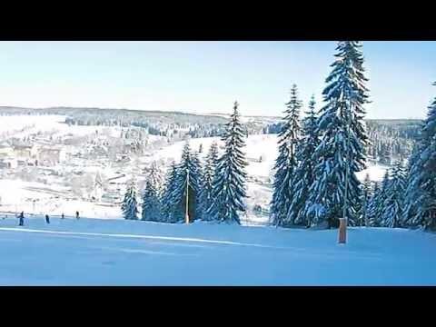 Ski areál Pernink - centrum