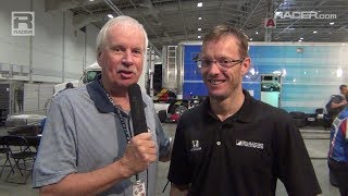 Sebastien Bourdais shares an update with RACER's Robin Miller on when he expects to start his comeback to IndyCar after recovering from his crash at the Indy 500.Subscribe to The Racer Channel here:http://www.youtube.com/theracerchannel?sub_confirmation=1Visit The RACER Channel for more video:http://www.youtube.com/TheRacerChannelConnect with RACER Online:Visit RACER.com for daily racing news: http://www.racer.comRACER on Facebook: http://www.facebook.com/RACERmagazineRACER on Twitter: http://twitter.com/racermag